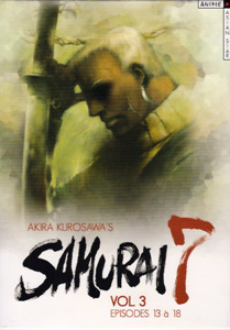 Samurai 7, Vol. 3