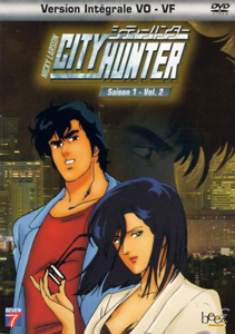 City Hunter saison 1 - Volume 02