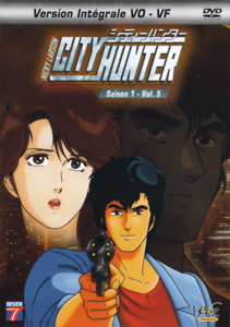 City Hunter saison 1 - Volume 05