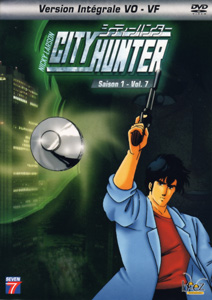 City Hunter saison 1 - Volume 07