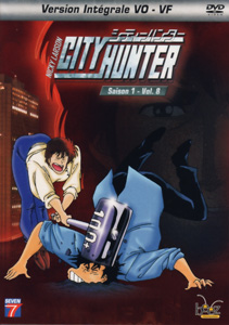 City Hunter saison 1 - Volume 08