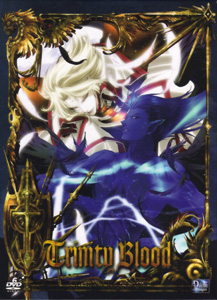 Trinity blood - édition collector