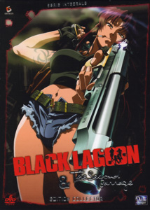 Black lagoon & The second barrage - Edition collector