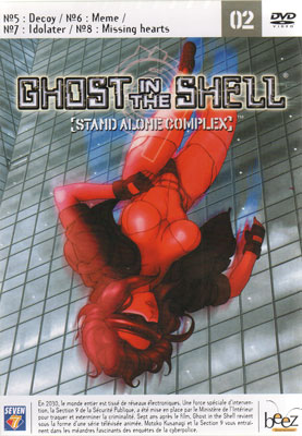 Ghost in the shell stand alone complex, Vol 2