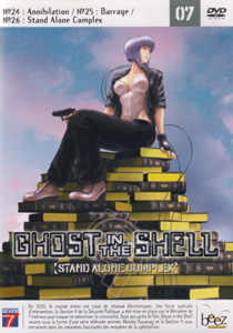 Ghost in the shell stand alone complex, Vol 7