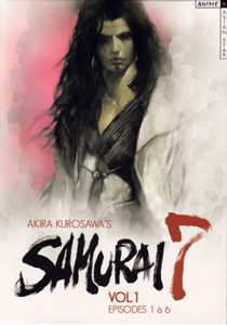 Samurai 7, Vol. 1