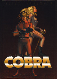 Space adventure Cobra - édition ultime