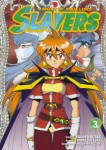 Slayers, Knight of the aqua lord - Volume 3