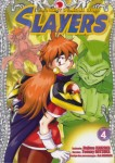 Slayers, Knight of the aqua lord - Volume 4