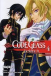 Code Geass : Lelouch of the Rebellion - Volume 4