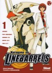 Kurogane no Linebarrels - Volume 1