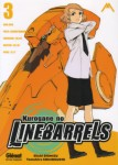 Kurogane no Linebarrels - Volume 3