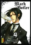 Black butler - Volume 4