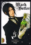 Black butler - Volume 5