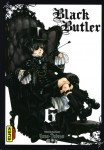 Black butler - Volume 6