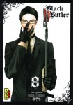 Black butler - Volume 8