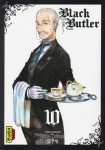 Black butler - Volume 10