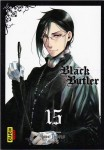 Black butler - Volume 15