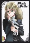 Black butler - Volume 20