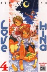 Love Hina - Volume 4
