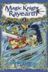 Magic Knight Rayearth - Volume 2