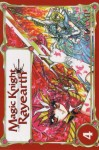 Magic Knight Rayearth - Volume 4