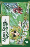 Magic Knight Rayearth - Volume 6
