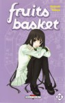 Fruits basket - Volume 13