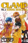 Clamp school detectives - Volume 1