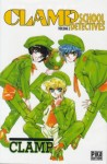 Clamp school detectives - Volume 2