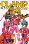 Clamp school detectives - Volume 3
